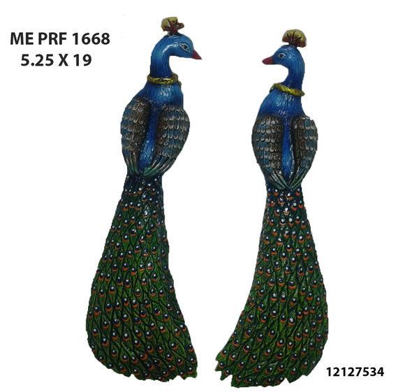Buy Beautiful Peacock Wall Hanging