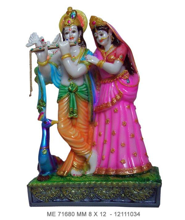 Buy Radha Krishna Idol