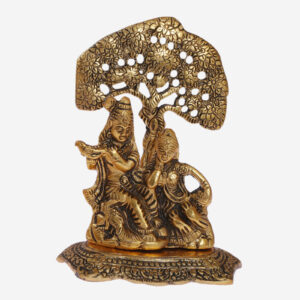 "Krishna Brass Statue Murti Gift Item ""8 inches height"""