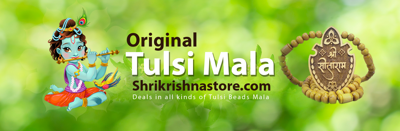 tulsi beads mala buy online