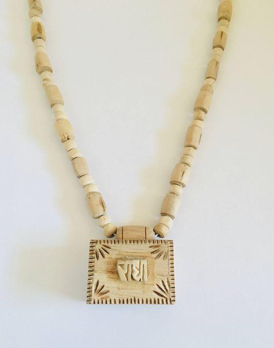 Radha Tulasi Necklace