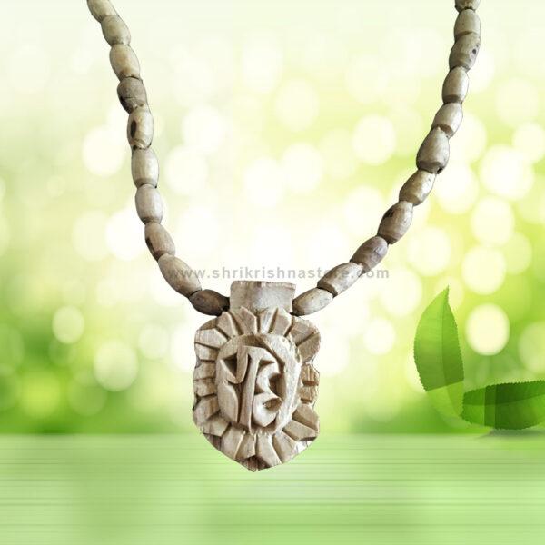 Radha Neck Beads Single Layer Kanthi Tulsi Mala