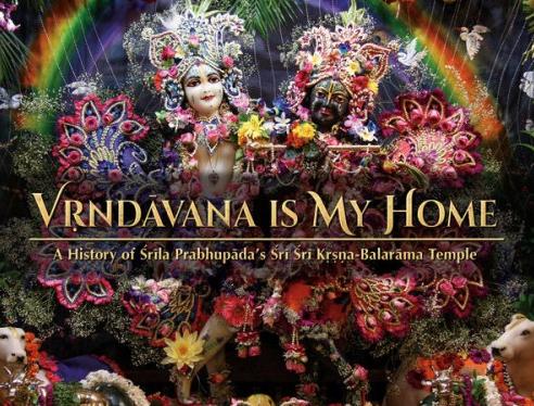 Vrindavan Is My Home Book