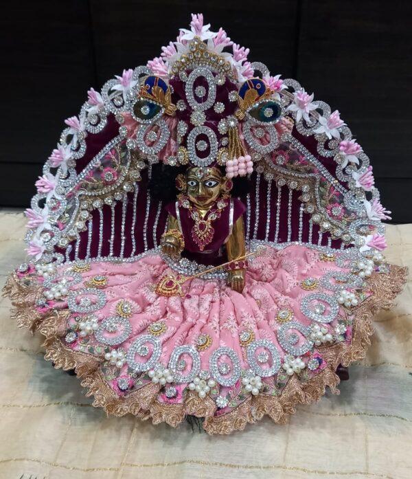 Laddu Gopal Designer Dress