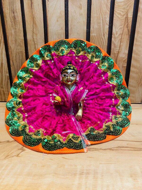 Beautiful 6 No Laddu Gopal Dress